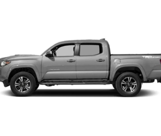 Toyota Tacoma Trd Sport V In Franklin Tn Toyota Of Cool Springs