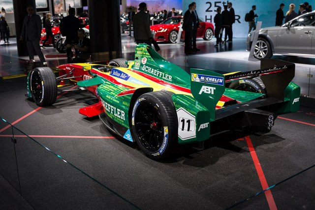 Audi Sport ABT Schaeffler Formula E Team FÓRMULA E, INICIA LA CUENTA ATRÁS