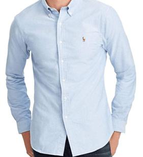 Camisa Hombre Polo Ralph Lauren LAS MEJORES TENDENCIAS DE MODA PARA EL 2019