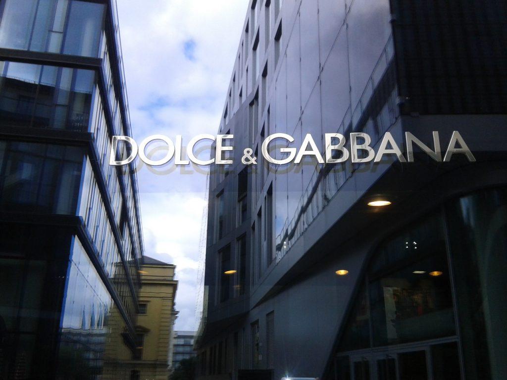 """d&g LAS EXCUSAS """"A LA ITALIANA"""" DE DOLCE & GABBANA"""