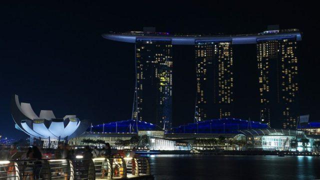 singapore TRASPORTI NELLA CITTÀ INTELLIGENTE