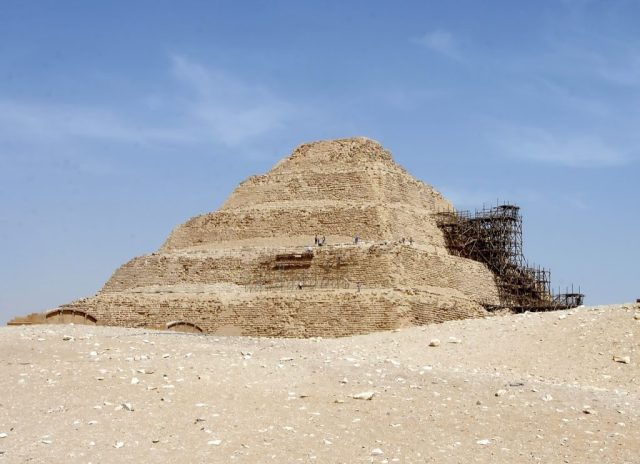 egypt mastaba sepulchral funerary structure egyptian desert ANOTHER TOMB OF MORE THAN 4,400 YEARS OPEN TO THE PUBLIC IN THE NECROPOLIS OF SAQQARA