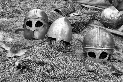medioevo soldati morti