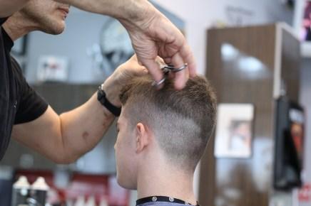 haircut man yourself
