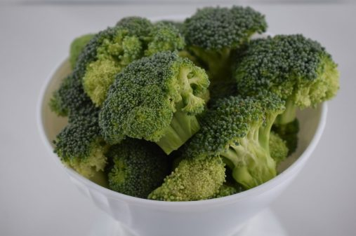 broccoli food vegetable WHAT IS THE VEGAN DIET?