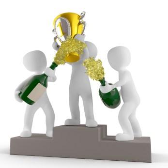 celebración éxito logro Porqué no conviene decir nuestros proyectos