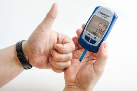 diabetes salud control azúcar