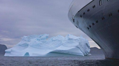 iceberg titanic  ship