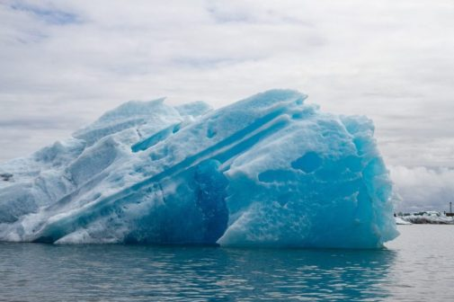 icberg titanic