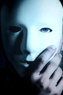 máscara ocultar identidad MUESTRA TU VALOR ÚNICO