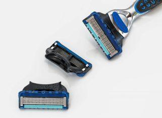 cuchillas afeitar hombre