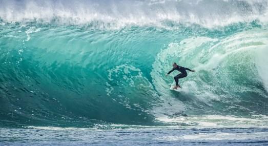 mar deporte sport hombre agua aventura emoción emociones CÓMO HACER DESAPARECER EL MIEDO