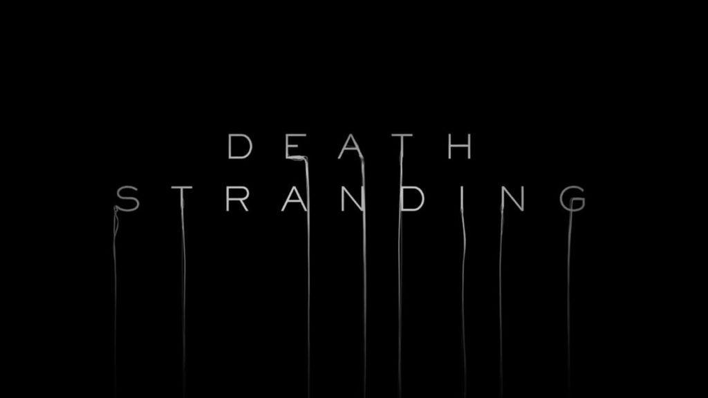 death stranding videogioco trailer