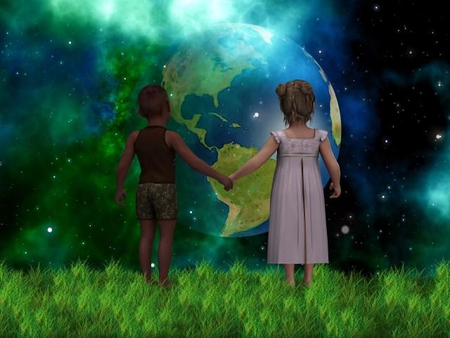 futuro planeta tierra naturaleza generaciones futuras vida SOS TIERRA