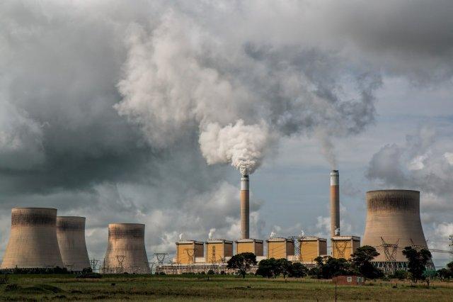 contaminanti contaminazione centrale elettrica SOS TERRA