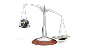 bilancia mondo soldi SOS TERRA