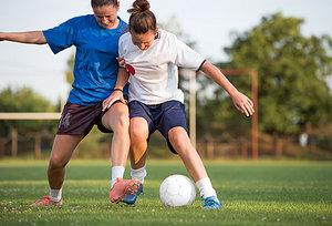 sports injuries - Copyright – Stock Photo / Register Mark