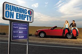 Fatigue running on empty - Copyright – Stock Photo / Register Mark