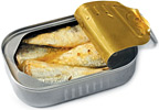 sardines - Copyright – Stock Photo / Register Mark