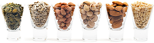 The nut family