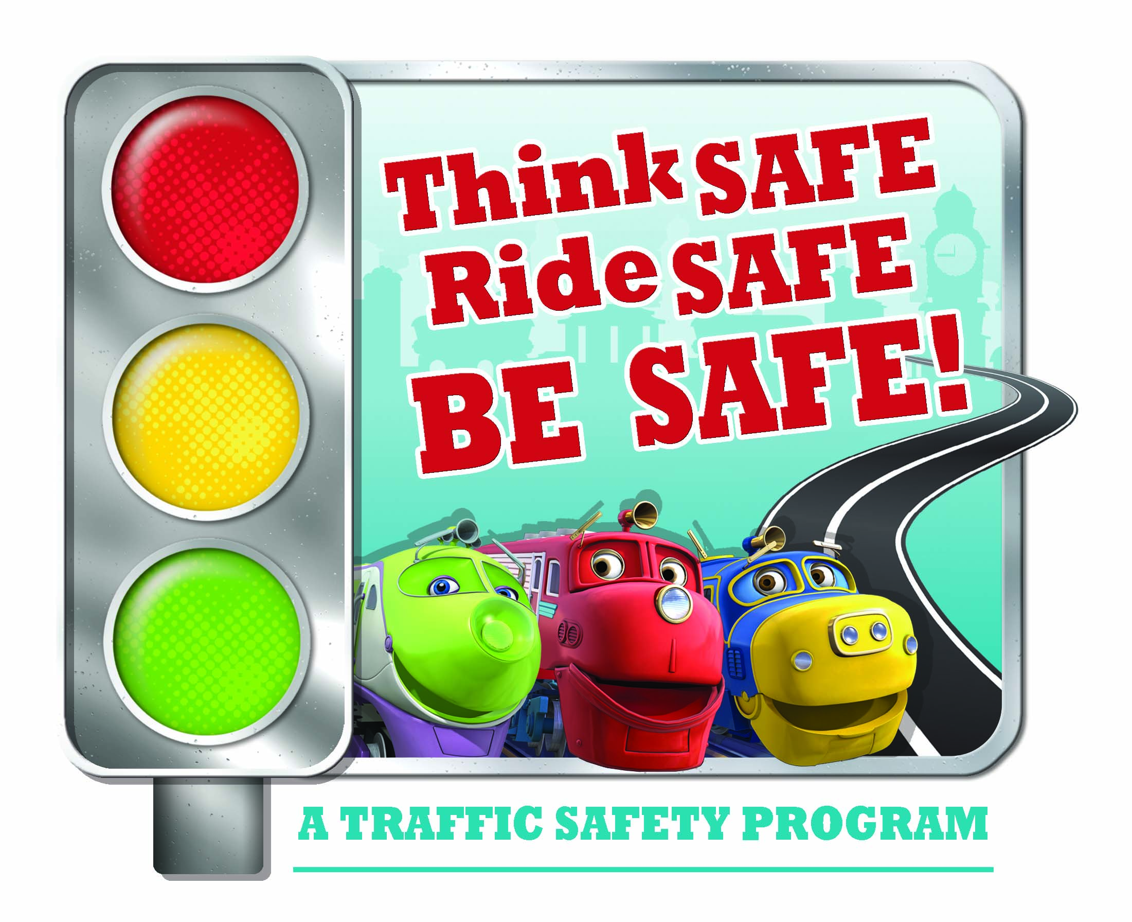 Chuggington Traffic Safety Pledge