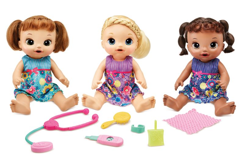 Baby Alive 2017 Toy Royalty