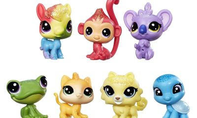 LITTLEST PET SHOP RAINBOW FRIENDS Pack