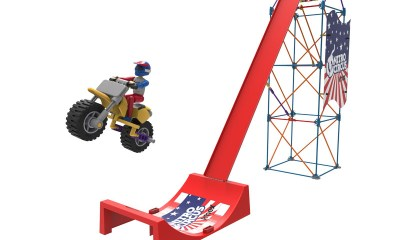 Nitro Circus Building Sets