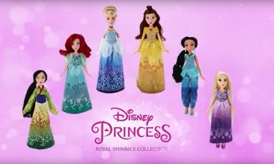 Disney Princess - Royal Shimmer