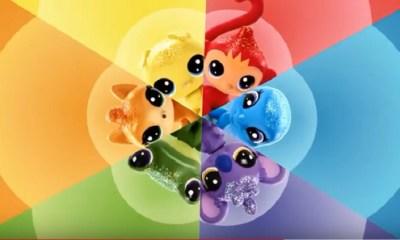 Littlest Pet Shop - Rainbow Collection