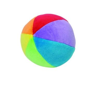 Soft ball rattles