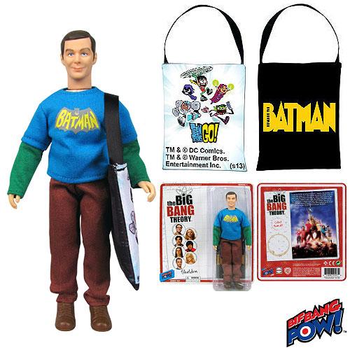 Sheldon Cooper Figurine