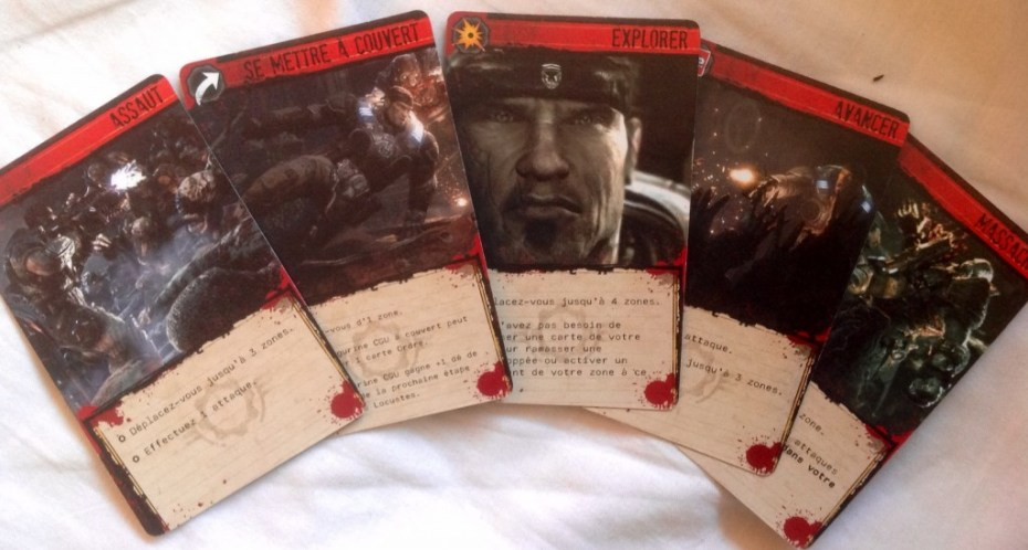 gears of war cartes ordres