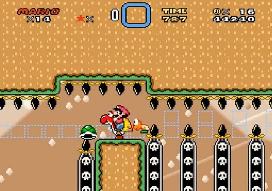 Item Abuse 3 trouve finalement son Super Mario - ToysAndGeek