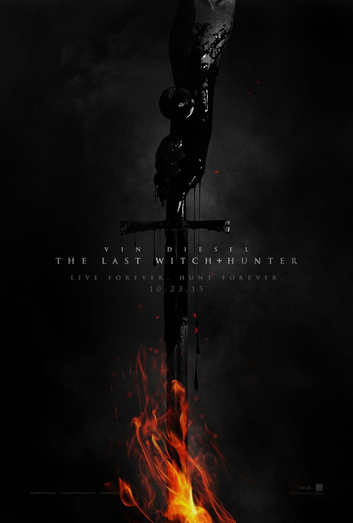 The Last Witch Hunter - poster