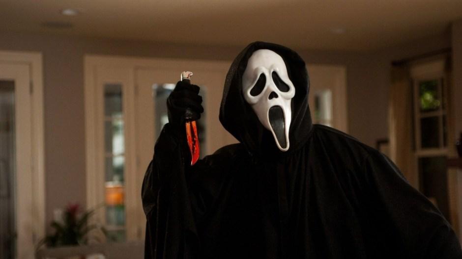 Scream MTV - Ghostface