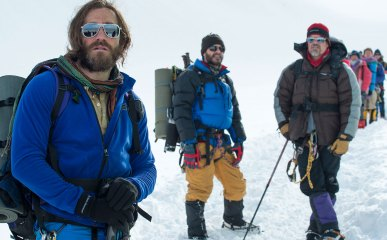 Everest - cast