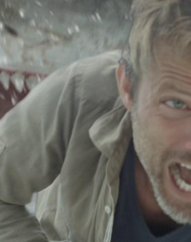 Sharktopus VS Whalewolf