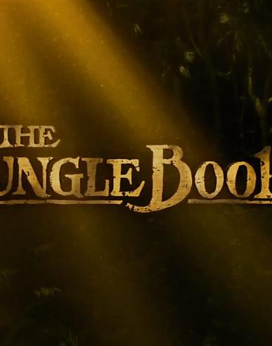 Le Livre de la Jungle - logo