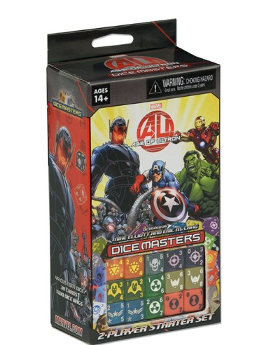 Dice Masters Age of Ultron