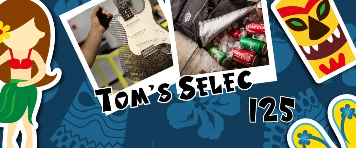 Tom's Selec - 125