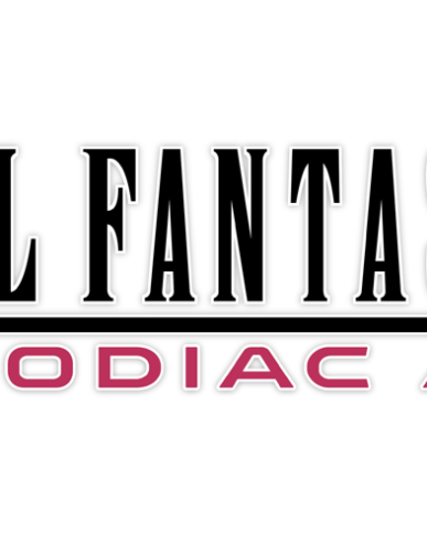 Final Fantasy XII The Zodiac