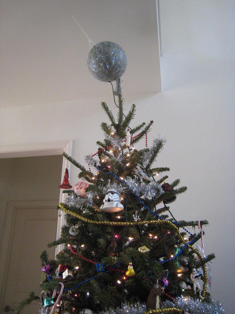 Tom's Selec - decoration noel star wars