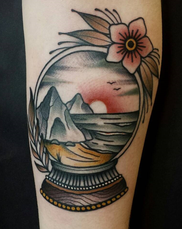 Joscha Johnson best of tattoo geek beach