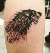 Stan Sharknight Dottori geek best of tattoo game of thrones GOT