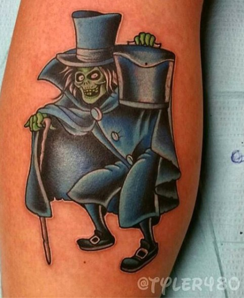 Tyler Nealeigh best of tattoo geek peau villains