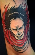 Arthur best of tattoo geek akira