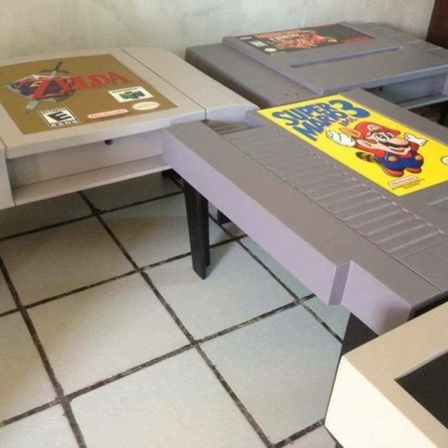 Tom's Selec - tables basses jeux vidéo
