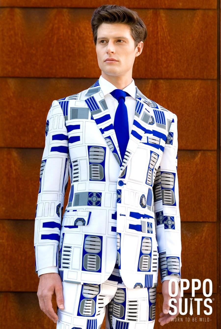 Tom's Selec - costume r2d2