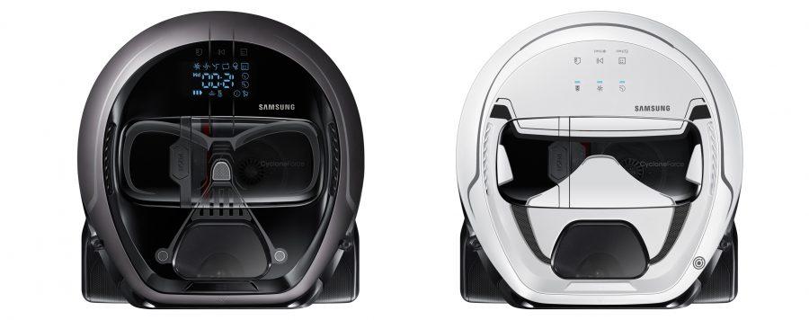Tom's Selec - robots aspirateurs star wars